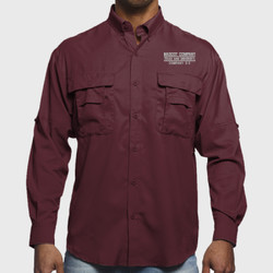 E-2 L/S Fishing Shirt