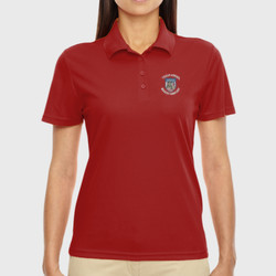 E-2 Ladies Performance Polo