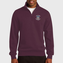 E-2 1/4 Zip Sweatshirt
