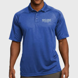 E-2 Dad Dri-Mesh Polo