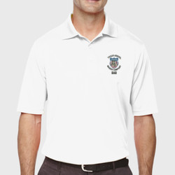 E-2 Dad Performance Polo