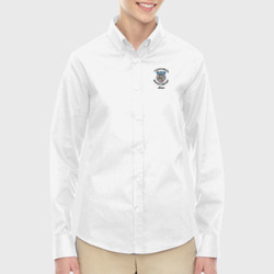 E-2 Mom LS Twill Shirt